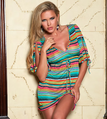 Tetyana Veryovkina Luli Fama Swimsuit Photo Shoot