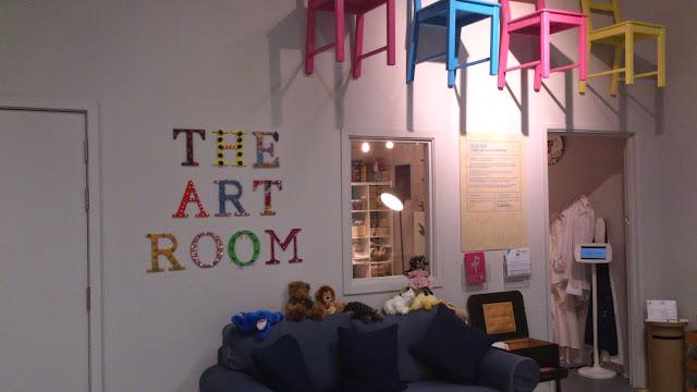 the art room selfridges