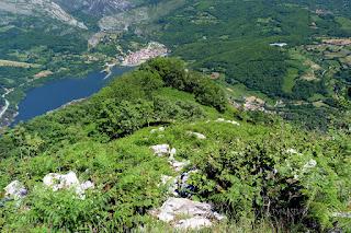 Rioseco desde Sierra del Crespón