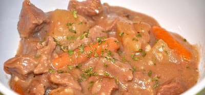 Beef Stew Slow Cooker Recipe | Healthy Beef Recipe