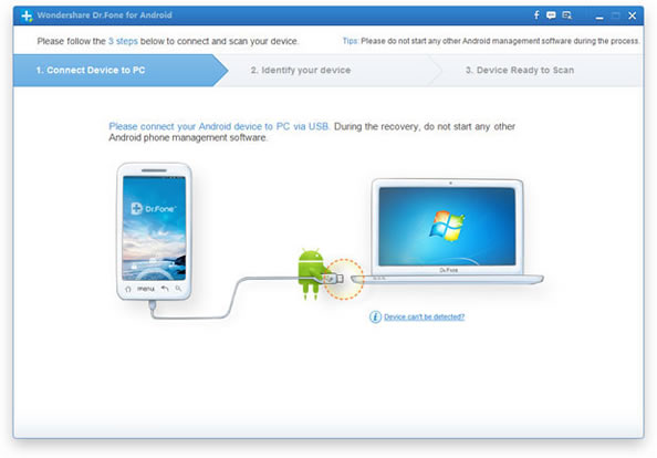 how to open up android phone on mac