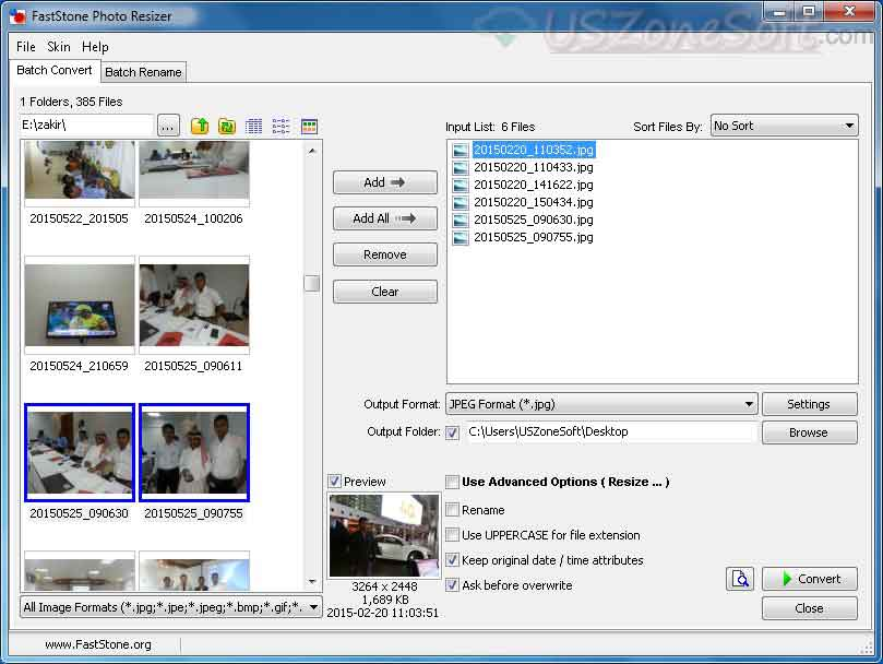 FastStone Photo Resizer 4.1 Crack with Serial Number 2019 Download