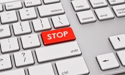 stop the program