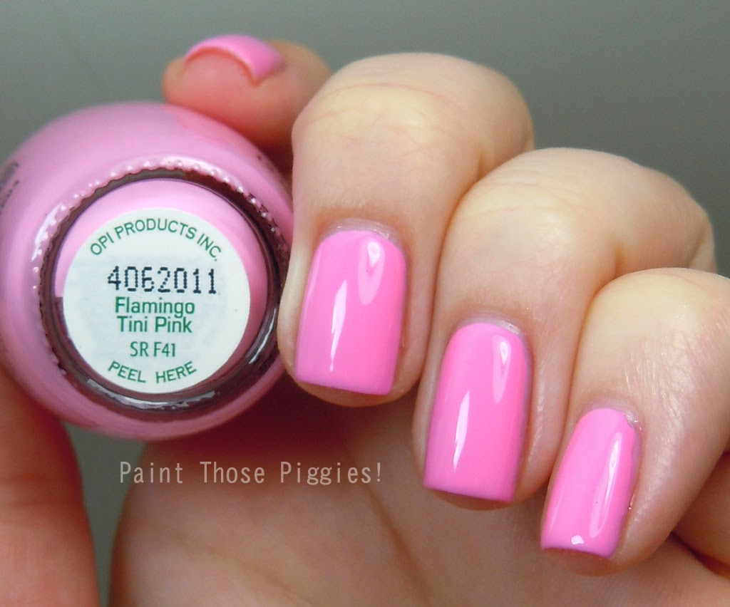 Displaying 18&g... Opi Elephantastic Pink