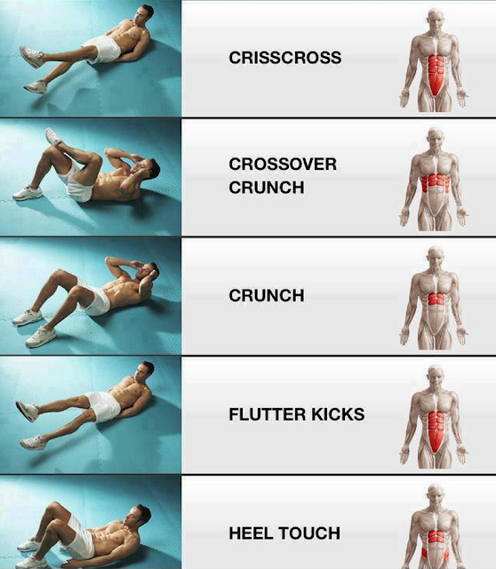 ABS Workout Exercises