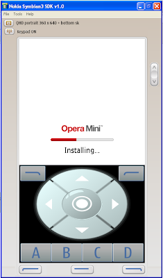 How to run series60   symbian application on pc?