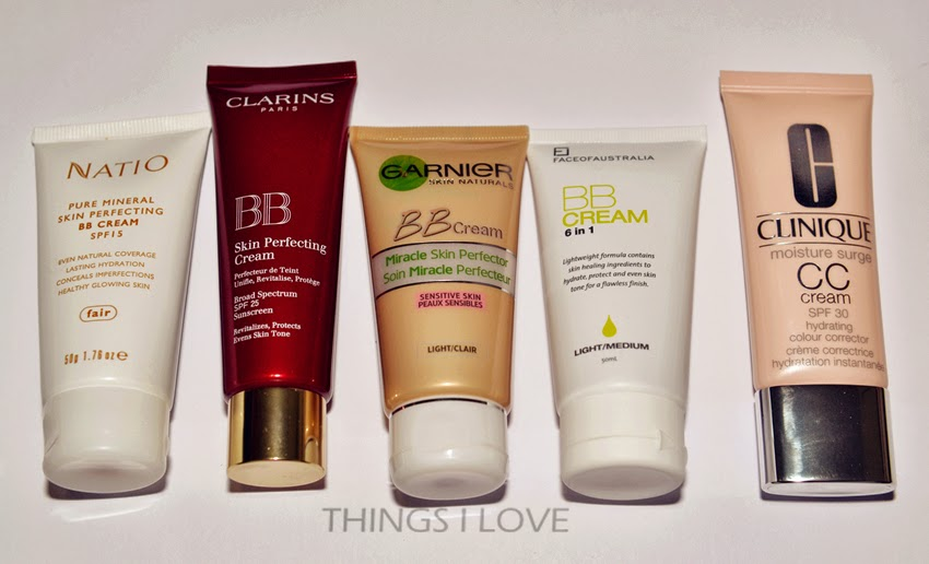 Things I Love: The ABCs of BB and CC Creams