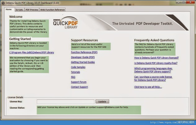 Debenu Quick PDF Library 11 Full Serial Key