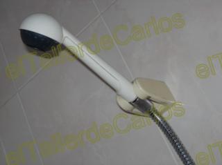 Eltallerdecarlos fuga de agua en ducha escape de agua en for Como arreglar la llave de la ducha que gotea