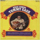 Cover Album of Tommy Cash: Here Comes Tommy Cash (1968)