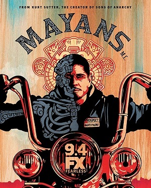 Mayans M.C. - 1ª Temporada Séries Torrent Download capa