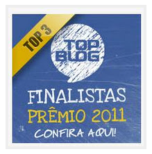 [Top 3] Final do Prêmio Top Blog 2011