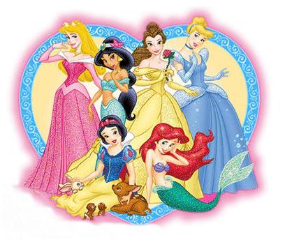 of These Disney Princesses