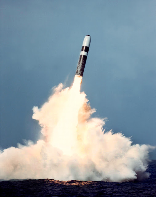 UGM-133 (Trident II D5) ICBM