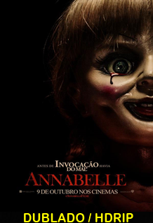 Assistir Annabelle Dublado 2014