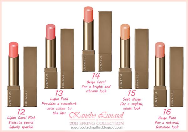 Lunasol Full Glamour Lips