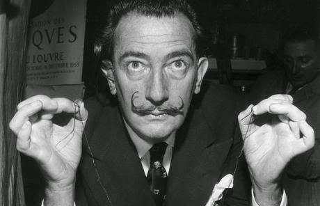Salvador Dalí fascinación divina