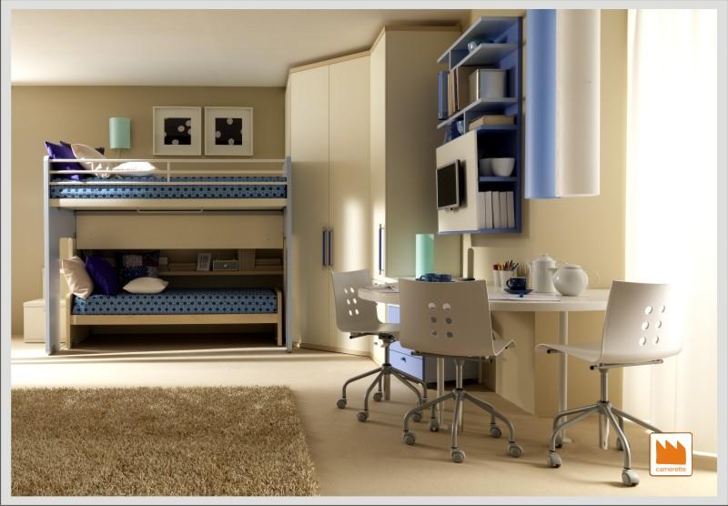 Fotos de dormitorios juveniles para dos chicos - Dormitorios para chicos ...
