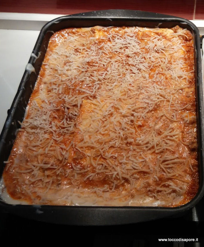 Lasagne Al Ragù Dal Gusto Ricchissimo Ricetta Bimby