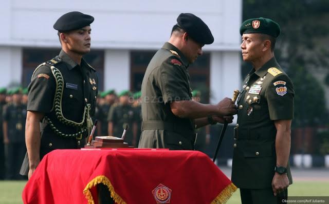 TNI AD Pastikan Bentuk Dua Kodam Baru di Wilayah Timur