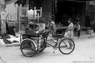 Visita al mercado de tlacolula
