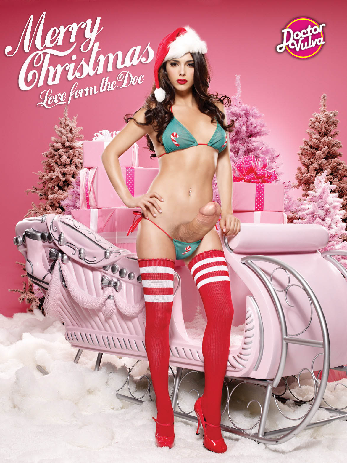 Sexy christmas elfs sexy photos