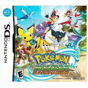 . realizando uma maratona de jogos para Nintendo DS (de Pokémon é claro).