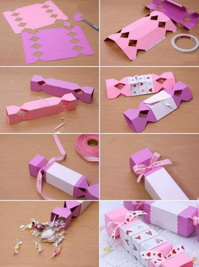 Как сделать подарок своими руками подарок на день рождения