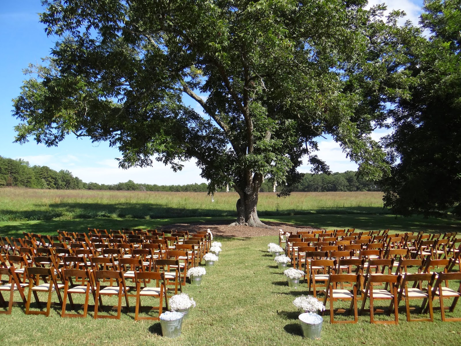 outdoor wedding venue upstate SC