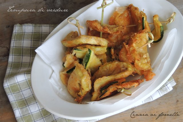 tempura gluten free