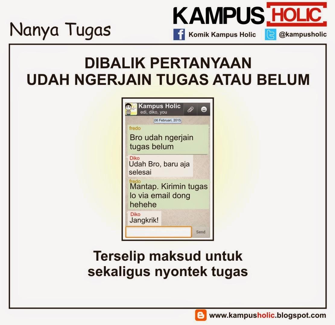 #792 Nanya Tugas