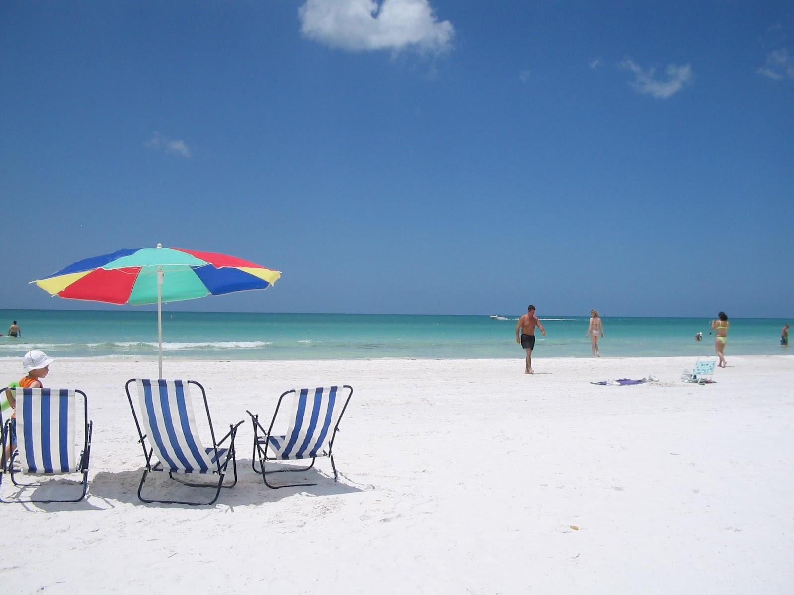 Siesta Beach is the number one beach in the List of Top Beach in 2110 ...
