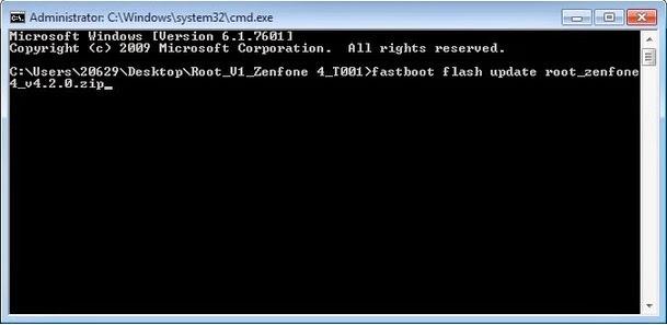 root asus zenfone 4 dengan aman dan mudah