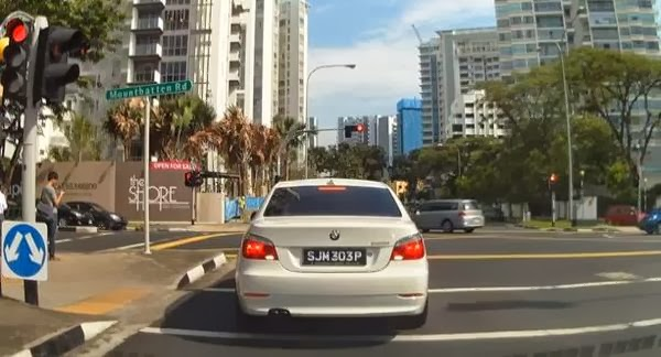sjm303p bmw singapore worst driver