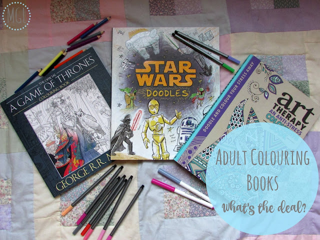 My General Life | Adult Coloring Books