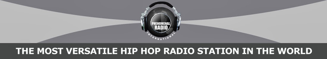 Phenomenal Radio - Submit Music for Free! The Most Versatile Hip Hop Radio Station in the World