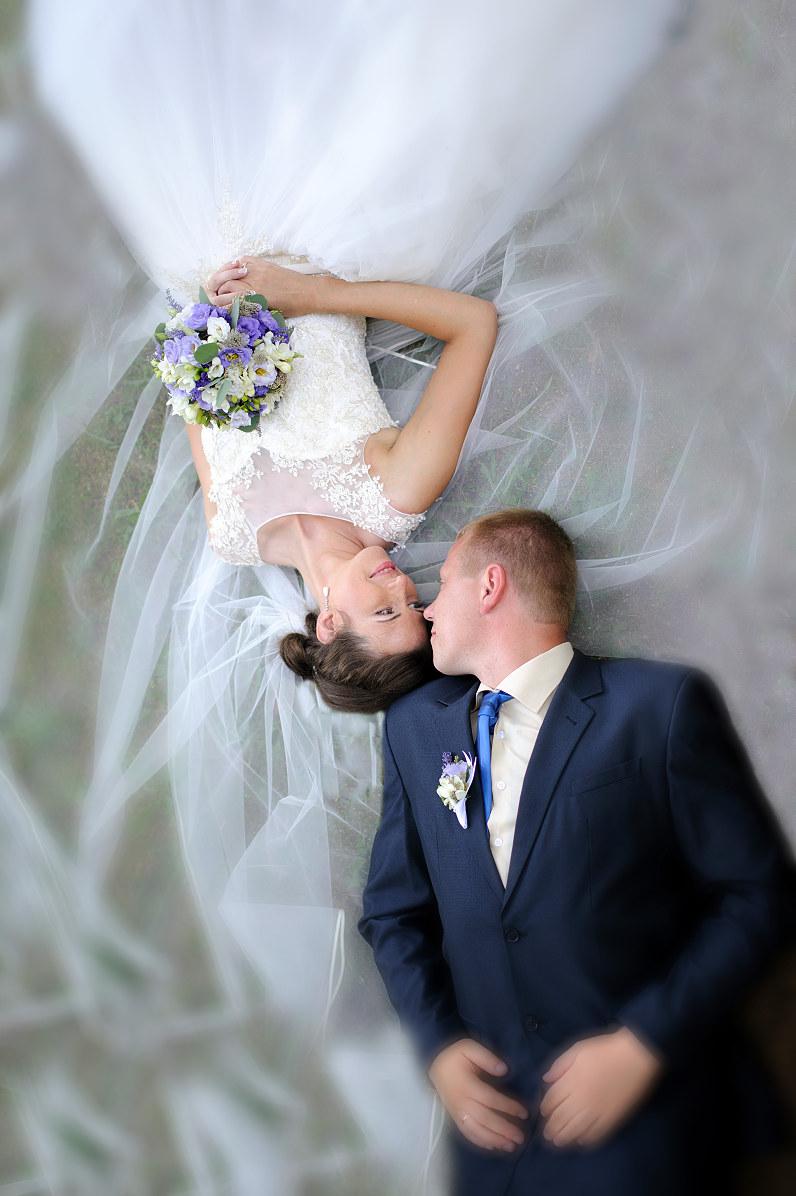 pasakiška vestuvių fotografija