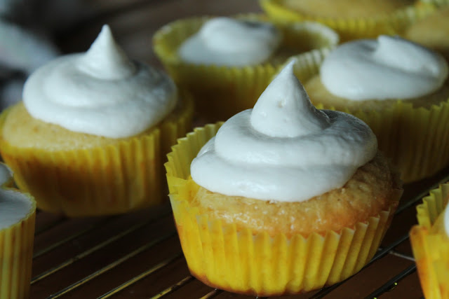 coconut frosting ideas