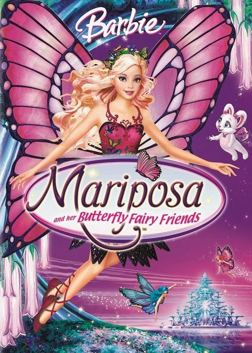 Barbie Mariposa And Her Butterfly Friends 2008 Wallpapers Free Download