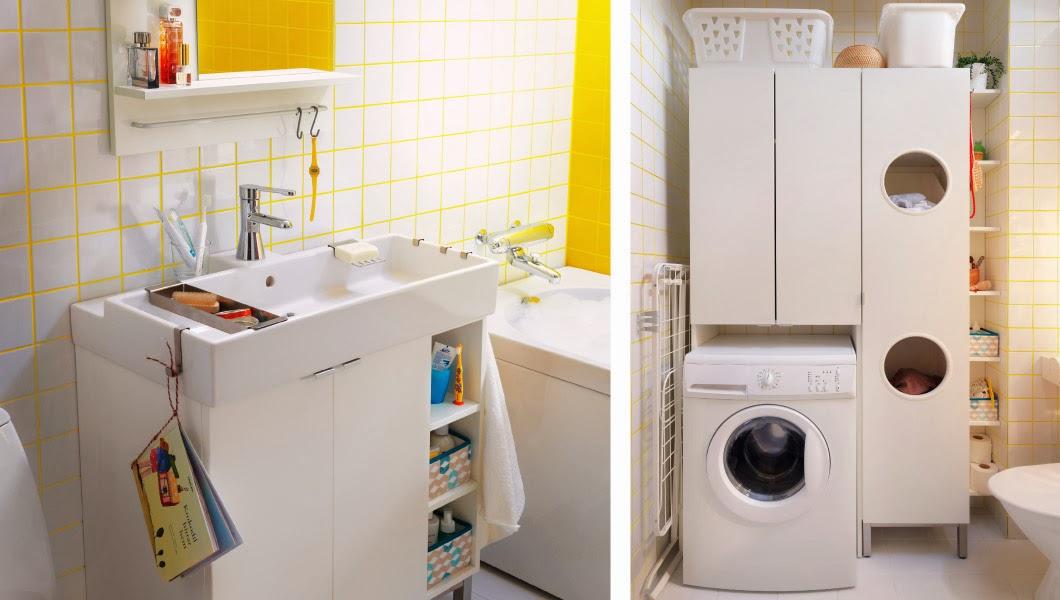 Armarios De Baño Altos:HABLAMOS DE: ORGANIZANDO EL BAÑO con IKEA!