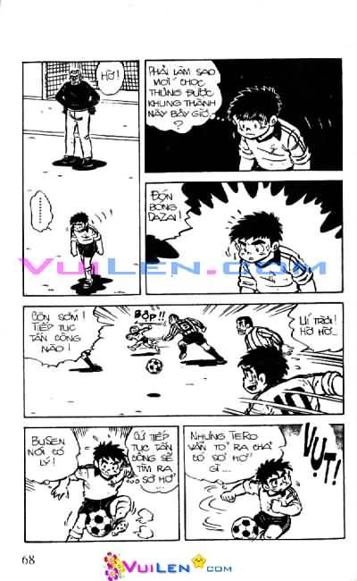 Jindodinho - Đường Dẫn Đến Khung Thành III  Tập 9 page 68 Congtruyen24h