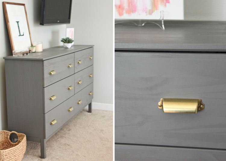 Color spotlight benjamin moore chelsea gray for Ikea grey bedroom furniture