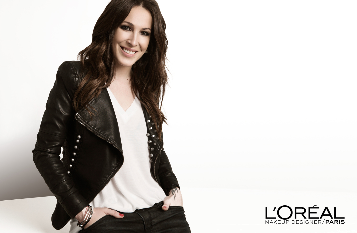 Malú for L'Oréal Paris Spain