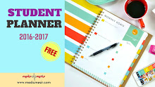 FREE STUDENT PLANNER 2016-2017