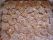Biscotti di panpepato natalizi
