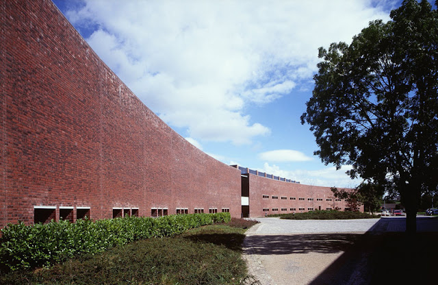 CIT Library and IT Building by de Blacam and Meagher, part of Open House Cork