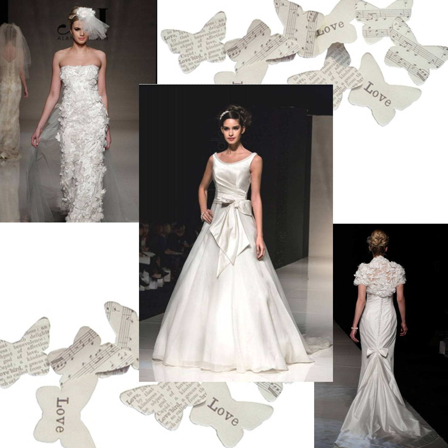 Bride De Force: Wedding Theme A-Z: B is for Butterflies and Bows