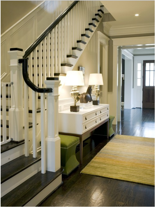Entry Ways not just a place to rest shoes | modern home design
