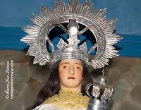 Virgen Nuestra Señora de Magallon