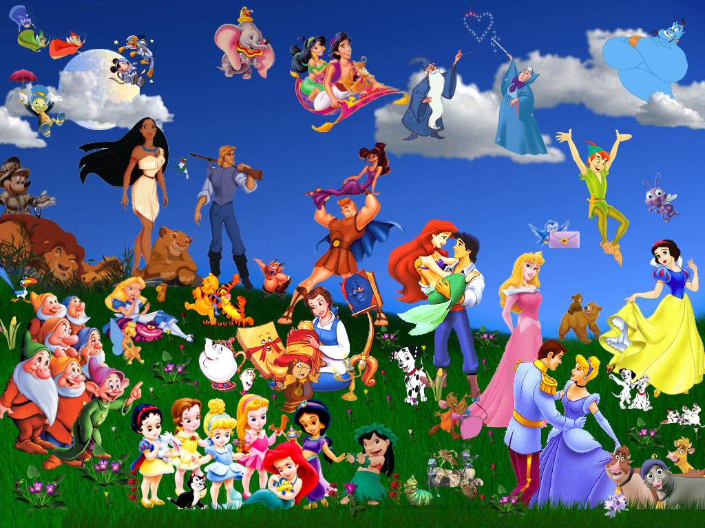 Claires Classic Movies The Wonderful World Of Disney Cartoons